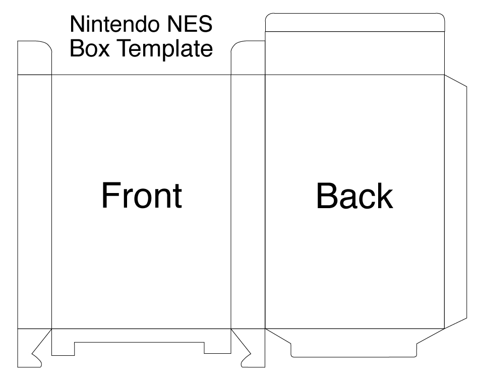 Index of /boxtemplates Xbox One Box Dimensions